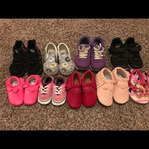 Other - Gently/never worn Baby/Toddler shoes